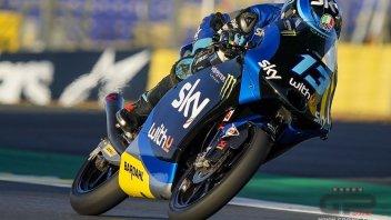 Moto3: Le Mans: Vietti vince e si rilancia nel Mondiale, 2° Arbolino