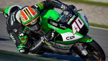 Moto3: FP1: Ad Aragon freddo e sole, 1° Binder davanti a Vietti