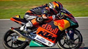 Moto3: Aragon, FP2: Raul Fernandez imprendibile, 2° tempo per Romano Fenati