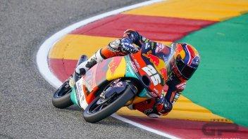 Moto3: Ad Aragon 4ª pole position dell'anno per Fernandez, 2° Vietti