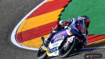Moto3: FP3. Arenas penalizzato: al box gli ultimi 15 minuti ma è 1°