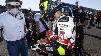 Moto3: Paolo Simoncelli e Suzuki annunciano il rinnovo con un divertente video
