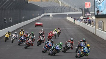 MotoAmerica: Fong wins A drama-filled Superbike race at the Brickyard