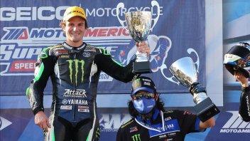 MotoAmerica: Beaubier vince a Laguna Seca, sul podio Zanetti, sesto Canepa