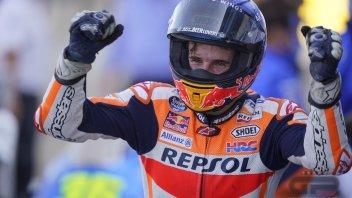 """MotoGP: Alex Marquez: """"I understood how to ride the Honda thanks to Marc's setup"""""""