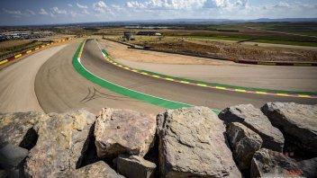 MotoGP: Aragon: FP3 posticipate di 30 minuti, Warm Up di 20 per tutte le classi