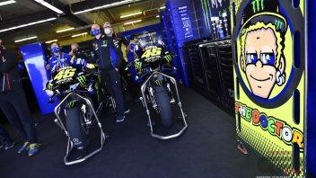 MotoGP: Yamaha non sostituirà Valentino Rossi nel GP di Teruel ad Aragon
