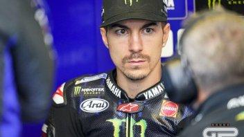 """MotoGP: Vinales: """"Le Ducati arriveranno, oggi hanno sofferto il vento"""""""