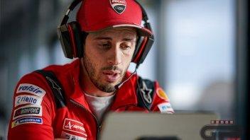 """MotoGP: Dovizioso: """"Non posso giocarmi il mondiale, mi girano i coglioni"""""""