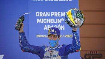 """MotoGP: Mir: """"Sono in testa al Mondiale ma devo gareggiare come al solito"""""""
