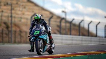 MotoGP: FP3 Teruel: Morbidelli incanta, la Ducati delude. Dovizioso di nuovo in Q1