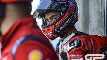 """MotoGP: Petrucci: """"Me and Dovi? No point in talking about it anymore"""""""