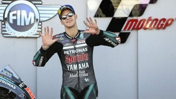 "MotoGP: Quartararo says he'd be happy ""if Nakagami won this GP"""