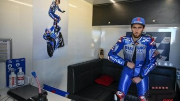 MotoGP: Rins admits fighting for the title with Mir is not a good situation for Suzuki