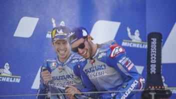 """MotoGP: Alex Rins: """"Se non sarò più in lotta aiuterò Mir a vincere il Mondiale"""""""