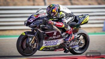 """MotoGP: Zarco: """"Le altre Ducati faticano? Basta un niente per scomparire"""""""