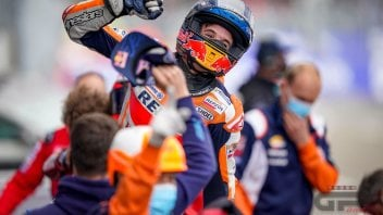 """MotoGP: Alex Marquez: """"Marc is on another level, but I would've attacked him at Le Mans"""""""