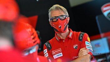 """MotoGP: Ciabatti: """"l'assenza di Marc Marquez ha fatto progredire la Honda"""""""