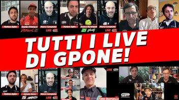 MotoGP: Tutti i live di GPOne: da Valentino Rossi a Quartararo, ecco tutti i video