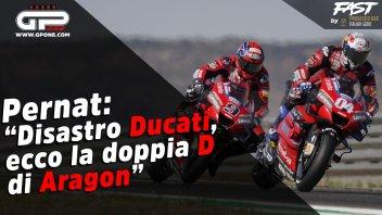 "MotoGP: Pernat: ""Disastro Ducati, ecco la doppia D di Aragon"""