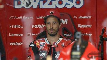 MotoGP: ULTIM'ORA- Andrea Dovizioso dice addio a Ducati a fine anno