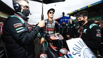 MotoGP: Quartararo bitter and disappointed with ninth place finish in home race