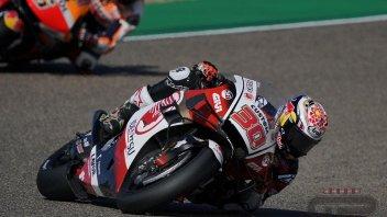 MotoGP: Nakagami si prende la pole ad Aragon, 2° Morbidelli. Dovizioso scatterà 17°