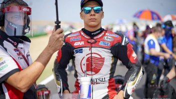 MotoGP: OFFICIAL - Takaaki Nakagami renews with Honda on a multi-year contract