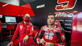 """MotoGP: Petrucci: """"I wanted to avoid making mistakes in overtaking Dovizioso"""""""