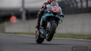 MotoGP: Quartararo centra la pole a Le Mans davanti a Miller e Petrucci. Rossi 10°