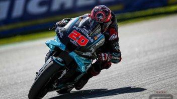MotoGP: A Le Mans Quartararo rischia: Yamaha ha un solo motore per gli ultimi 5 GP