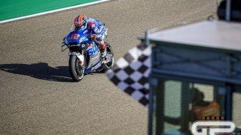 MotoGP: Aragon: Vittoria di Rins, Alex Marquez 2°. Mir 3° e 1° nel mondiale