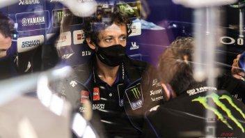 """MotoGP: Valentino Rossi: """"Con me e Pellegrini il coronavirus ha alzato il tiro"""""""