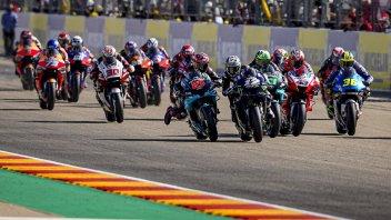 MotoGP: GP Teruel: gli orari TV su Sky e TV8, streaming su DAZN: MotoGP alle 13!