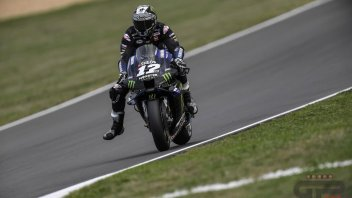 MotoGP: Tris Yamaha nella Fp1 di Aragon: Vinales 1° su Morbidelli. Ducati ultime