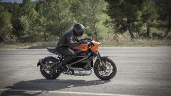 Moto - News: Harley-Davidson LiveWire da record: 1,000 miglia in 24 ore