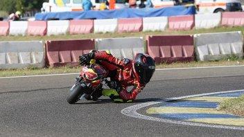 News: Gabriel Tesini Campione italiano Junior C Minimoto