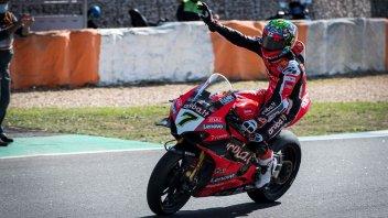 SBK: Estoril: Davies dà l'addio a Ducati vincendo Gara 2, 2° Redding