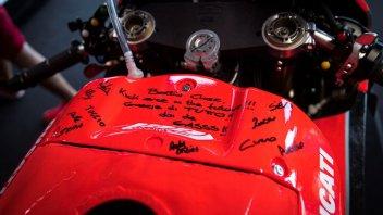 SBK: Superbike: è già 2021! Lunedì il debutto di Rinaldi sulla Ducati V4 ufficiale