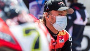 SBK: La Kawasaki vuole soffiare Chaz Davies alla Ducati