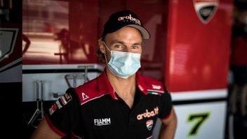 """SBK: Davies: """"Speravo di rimanere in Ducati anche nel 2021"""""""