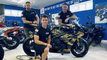 SBK: BSB, Estment in Powerslide Suzuki, Epis signs with NP Motorcycles