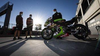 SBK: Jonathan Rea proverà la nuova bomba SBK Kawasaki il 17 novembre a Jerez
