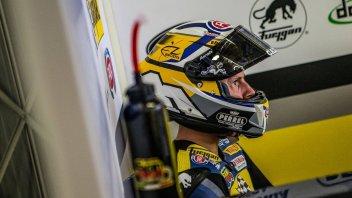 SBK: Andrea Locatelli debutterà sulla Yamaha R1 lunedì a Estoril