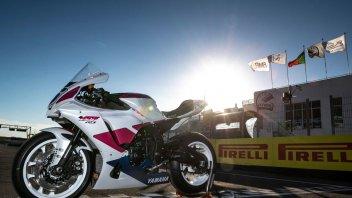 SBK: La Yamaha R1 replica Pirovano all'asta su eBay: il ricavato in beneficenza
