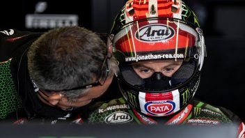 SBK: Rea opts to settle for the points for fourth place and postpone title outcome until Estoril