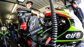 SBK: Johnny Rea racing with new Kawasaki next year!