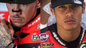 SBK: OFFICIAL - Rinaldi with Redding in the Ducati Aruba SBK team in 2021