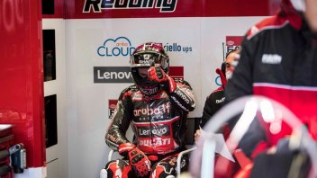 """SBK: """"I'm fast when it's dry, but I have no experience when it's wet."""""""