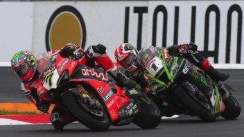 "SBK: Davies: ""To beat Rea and Kawasaki in Ducati, everyone has to improve."""